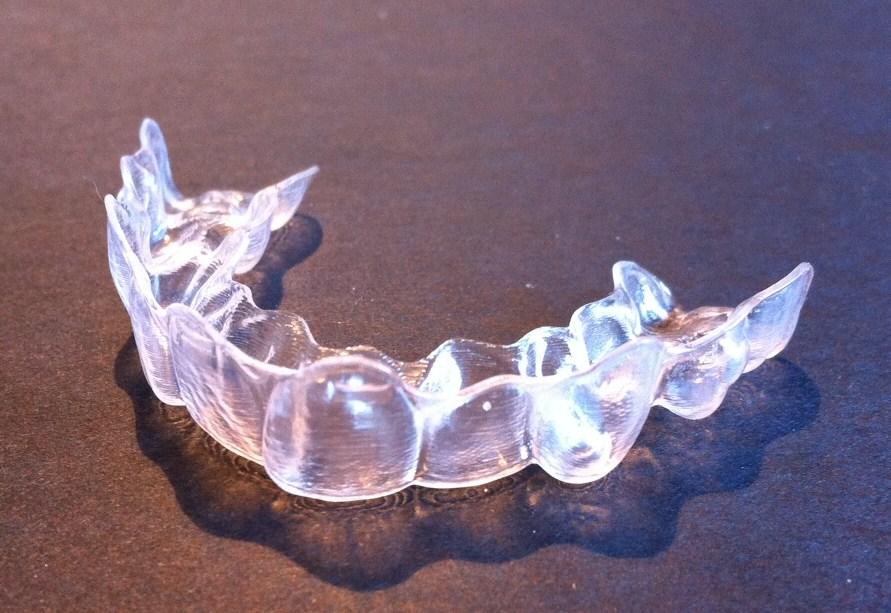 סד לילה נגד שחיקת שיניים