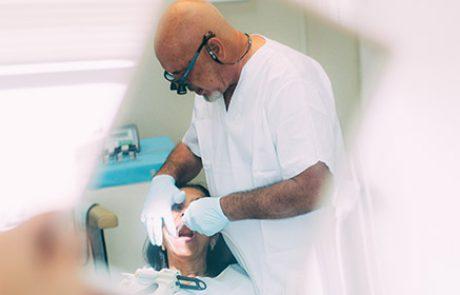 השתלות שיניים- כירורגיה